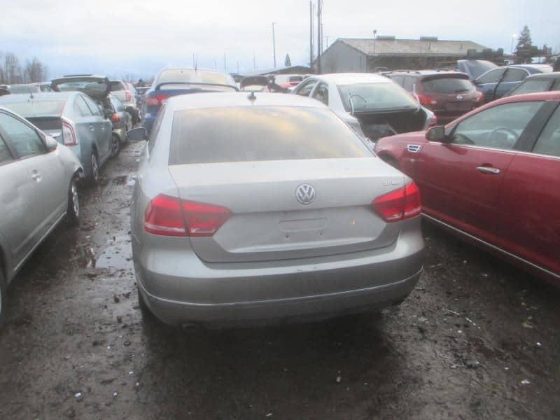 Volkswagen PASSAT 2012 Fuse Box, Cabin 663.VW1O12 EJL270